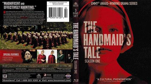 Рассказ служанки / The Handmaid's Tale (2017)