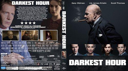 Тёмные времена / Darkest Hour (2017)