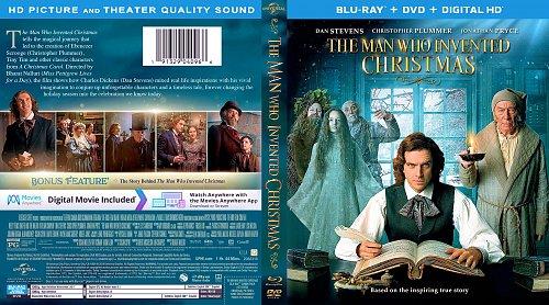 Человек, который изобрёл Рождество / The Man Who Invented Christmas (2017)
