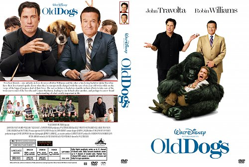 Так себе каникулы / Old Dogs (2009)