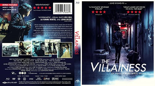 Злодейка / The Villainess (2017)