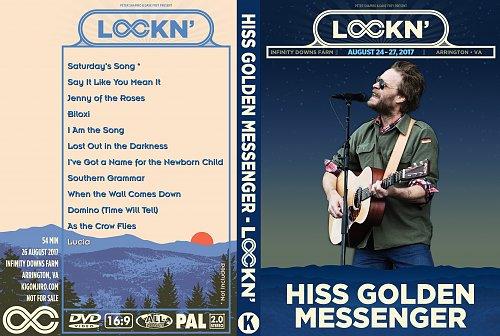 Hiss Golden Messenger - Look'n Fest (2017)