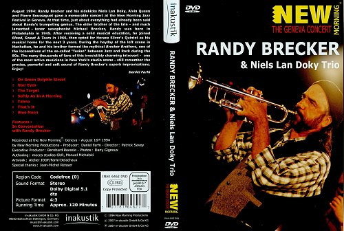 Randy Brecker - New Morning Geneva Concert (1994)