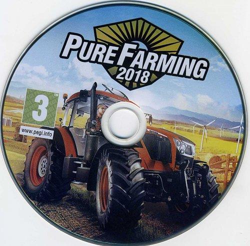 Pure Farming 2018.