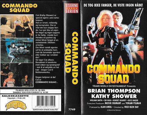 Commando Squad / Взвод коммандос (1987)