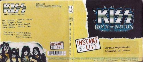 Kiss - Rock The Nation 2004 World Tour (2004)