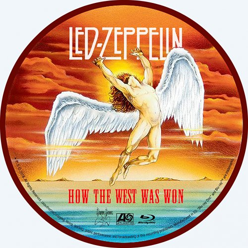 Led Zeppelin - How The West Was Won (2018)