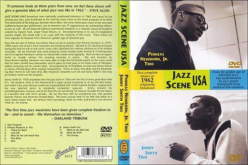 Phineas Newborn, Jimmy Smith - Jazz Scene USA (2001)