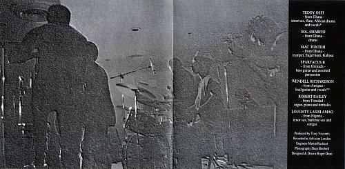 Osibisa - Osibisa (1971)
