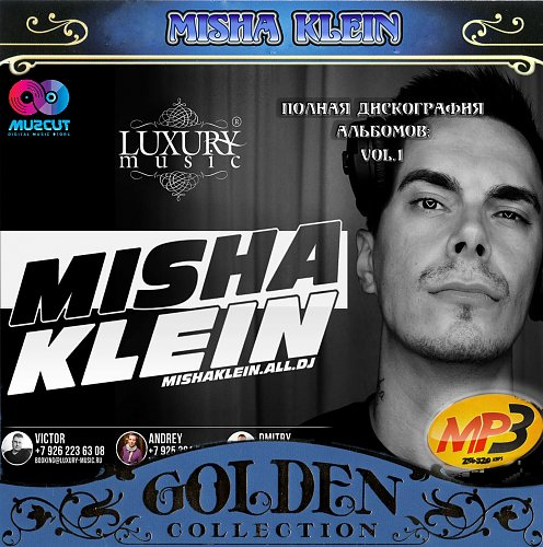 Misha Klein - Golden collection 2018