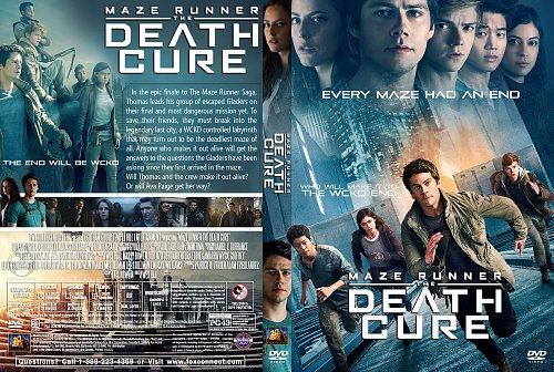 Бегущий в лабиринте: Лекарство от смерти / Maze Runner: The Death Cure (2018)