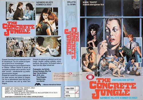 Concrete Jungle, The / Бетонные джунгли (1982)