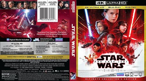 Звёздные Войны: Последние джедаи / Звездные войны: Эпизод 8 / Star Wars: The Last Jedi (2017)