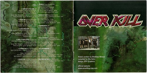 Overkill - Hello From The Gutter (2002)