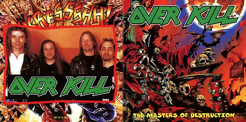 Overkill - The Masters Of Destruction (2000)