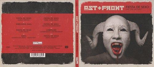 Ost+Front - Fiesta De Sexo (2017, CD-Maxi)
