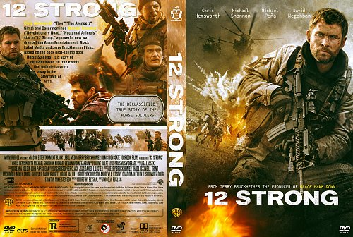 Кавалерия / 12 Strong (2018)