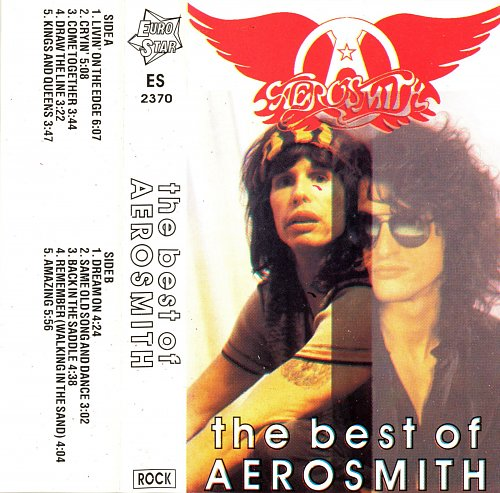 Aerosmith - The Best Of Aerosmith (1993)