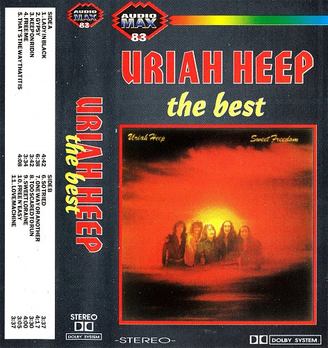Uriah Heep - The Best (1995)