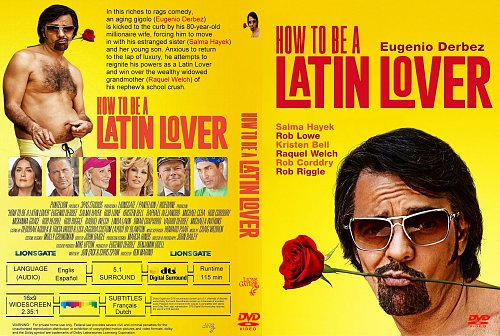 Как быть латинским любовником / How to Be a Latin Lover (2017)