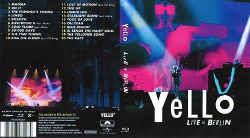 Yello:Live In Berlin . Исправленному - верить !!!!