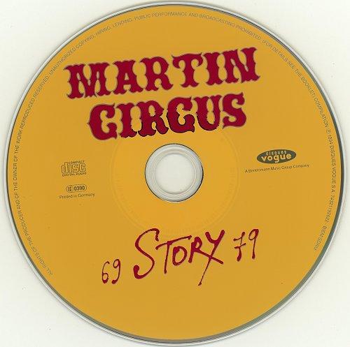 Martin Circus - 69 Story 79 (1994)