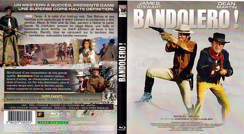 Бандолеро! / Bandolero! (1968)