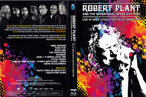 ROBERT PLANT and The Senational Space Shifters - Live at David Lynch's Festival of Disrupt 2018