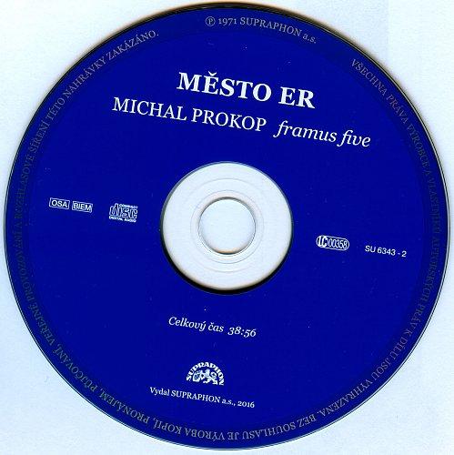 Michal Prokop & Framus Five - Mesto ER (1971)