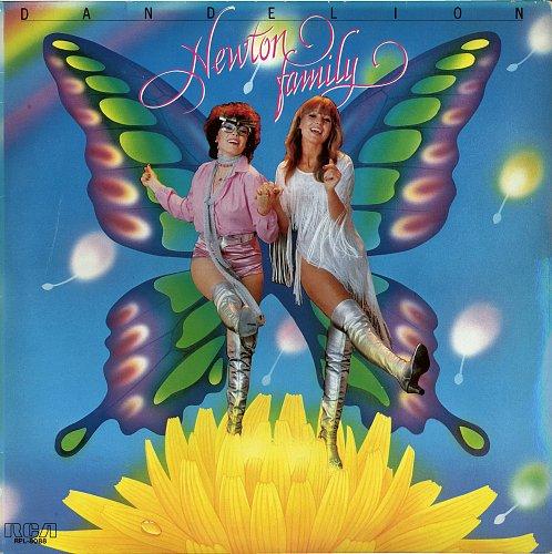 Newton Family - Dandelion (1981) [LP RCA RPL-8088]