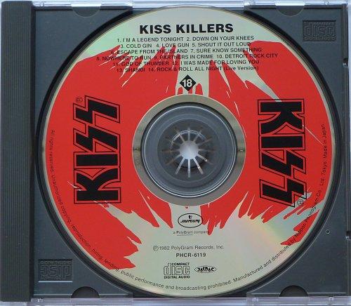 Kiss - Kiss Killers (1982)