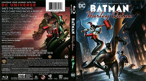 Бэтмен и Харли Квинн / Batman and Harley Quinn (2017)
