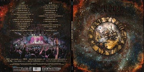 Ayreon Universe - Best Of Ayreon Live (2018)
