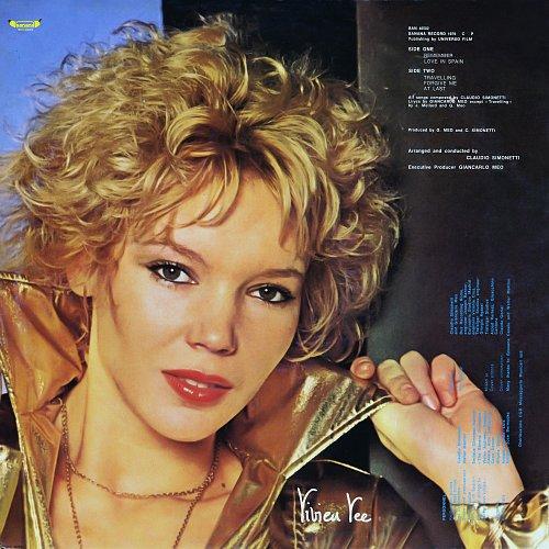 Vivien Vee - Vivien Vee (1979) [LP Banana Records BAN 40502]