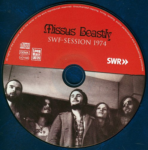 Missus Beastly - SWF-sessions 1974 (1974)
