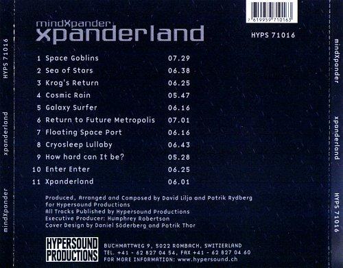 mindXpander - Xpanderland (2002)