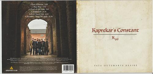 Kapreckar's Constant - Fate Outsmarts Desire (2017)