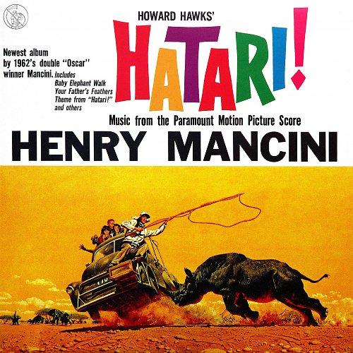 Henry Mancini - Hatari! (1962) [LP GNR-003]