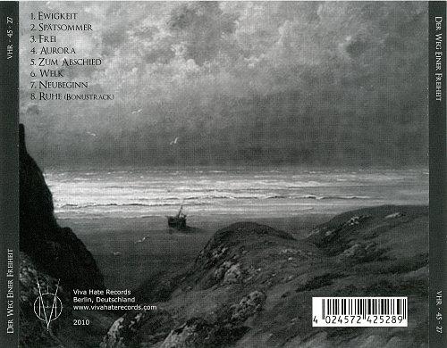 Der Weg Einer Freiheit - Der Weg Einer Freiheit (2010)