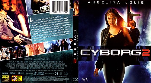 Киборг 2: Стеклянная тень / Cyborg 2: Glass Shadow (1993)