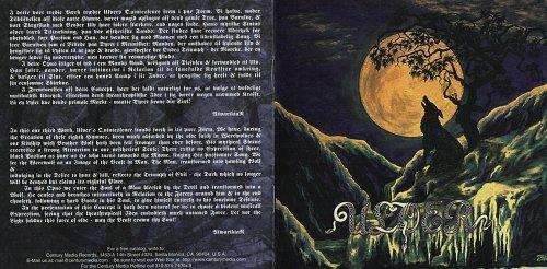 Ulver - Nattens Madrigal - Aatte Hymne til Ulven i Manden (1996)