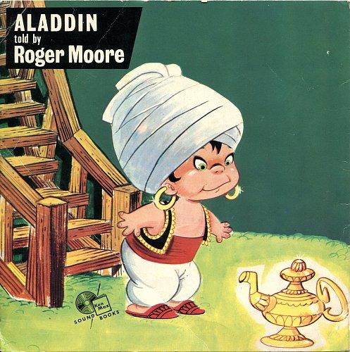 Roger Moore - Aladdin (1964) [SP Lantern Records LYN 964-5]