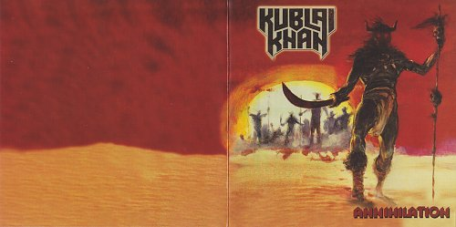 Kublai Khan - Annihilation (1987)