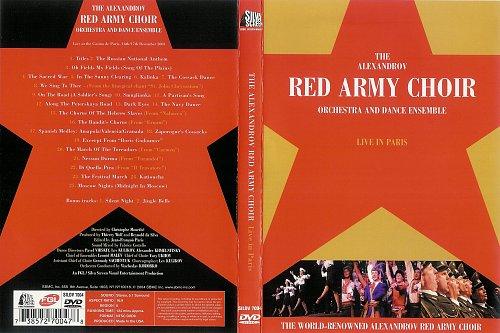 Alexandrov Red Army Choir - Live In Paris (2003)
