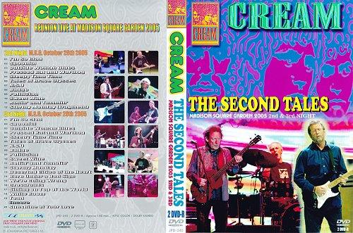 Cream - Reunion Live at Madison Square Garden (2005)