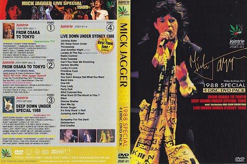 Mick Jagger - Live Special 1988 (2002)