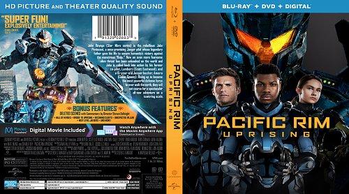 Тихоокеанский рубеж 2 / Pacific Rim: Uprising (2018)