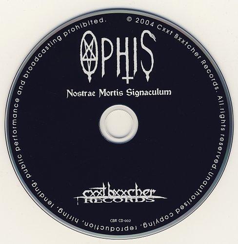 Ophis - Nostrae Mortis Signaculum (2004)