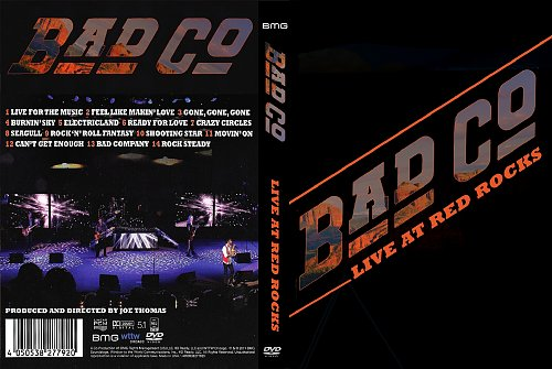 Bad Company - Live At Red Rocks(2017)
