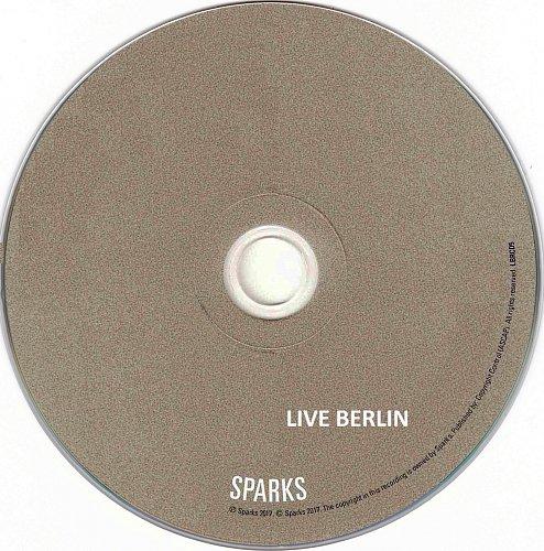 Sparks - Live Berlin (2017)